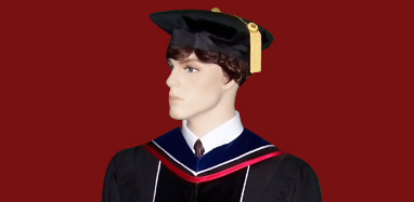 Graduation gift order form for caps and gowns, tassels, academic hoods