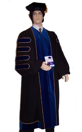 presidential gown